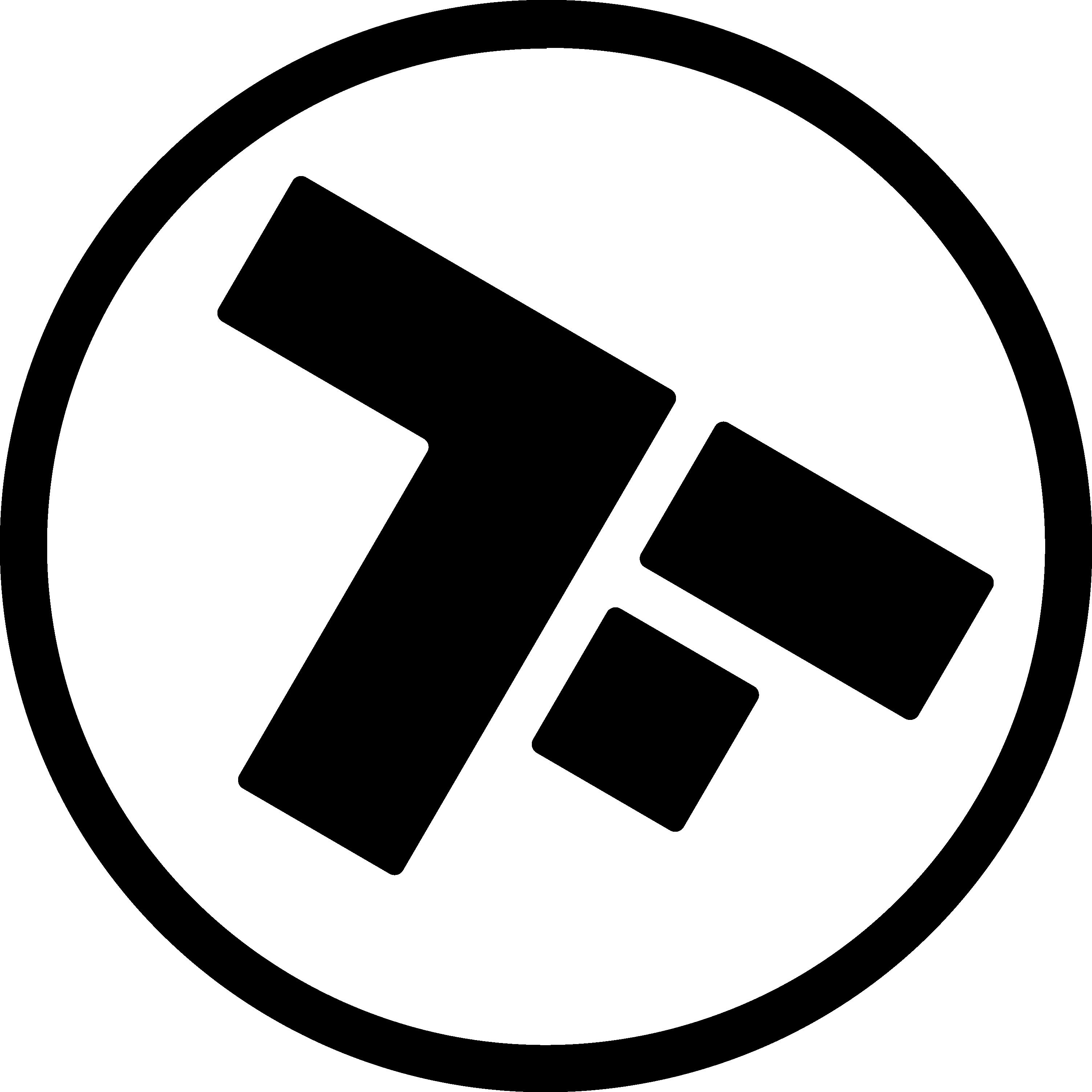 Throwing Fruit logo